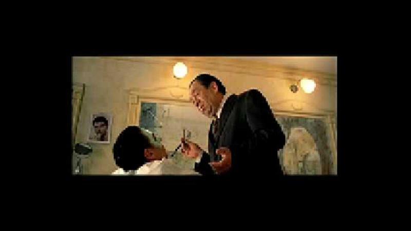 Тони в парикмахерской