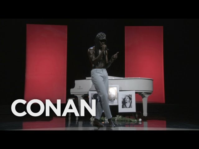 Blood Orange Augustine / Thank You 08/23/16 - CONAN on TBS