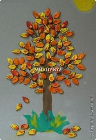 Поделки из арбузных семечек и пластилина - Юлия 89