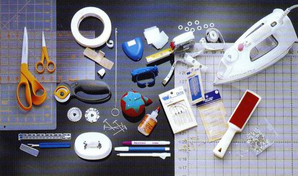 Оборудования для шитья одежды