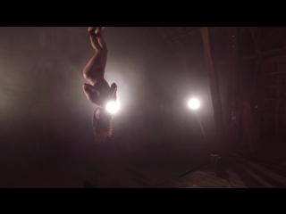 Eye of the Needle |Aerial Silks Music Video |Sia