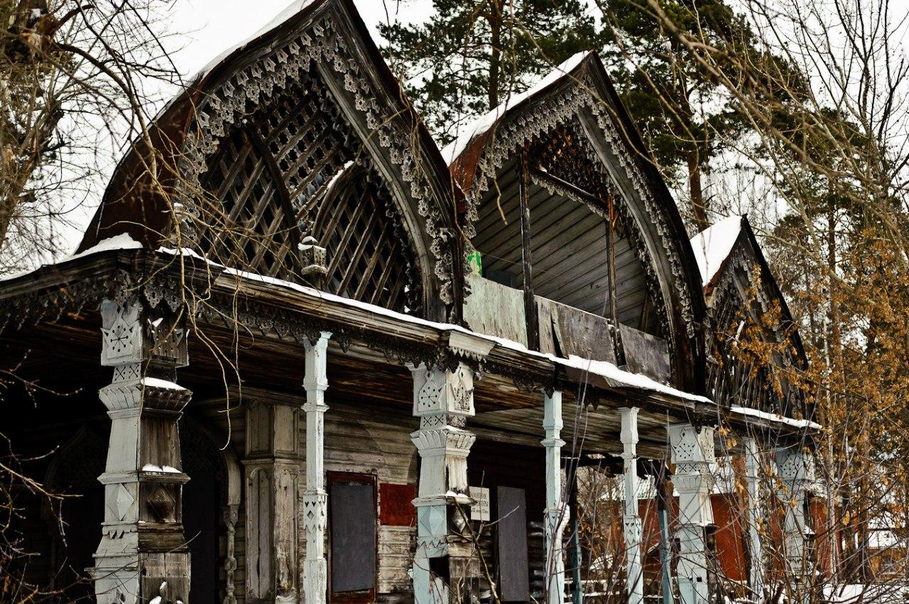 Бывшая дача купца Синакевича