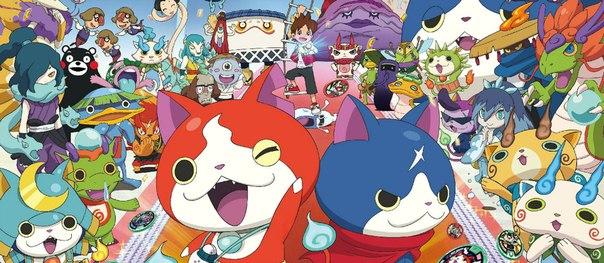 Релиз Yo-Kai Watch - дебют в Европе