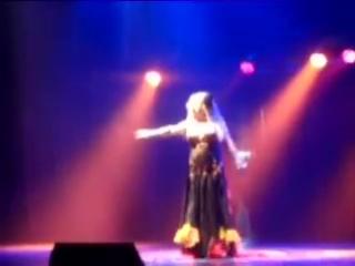 Simona Guzman Belly Dance in Eilat festival- Shehrazade