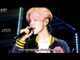 [WAO рус.саб] 160402 Luhan – Lost Stars (Original by Adam Levine)