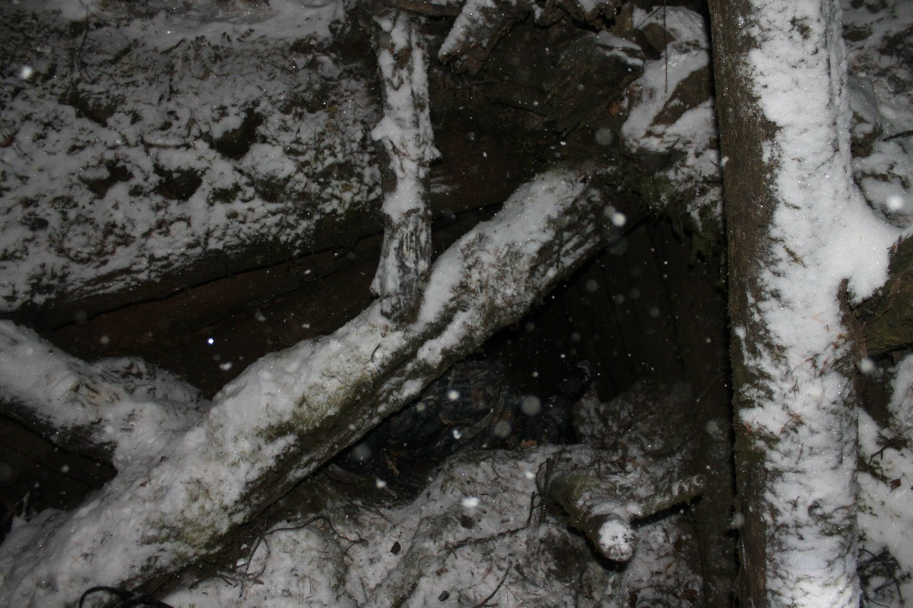 Старые шахты