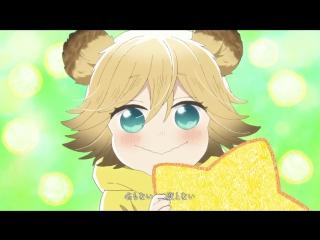 [ED] Udon no Kuni no Kiniro Kemari | Страна удона и золотой комок шерсти | Мир удона Поко