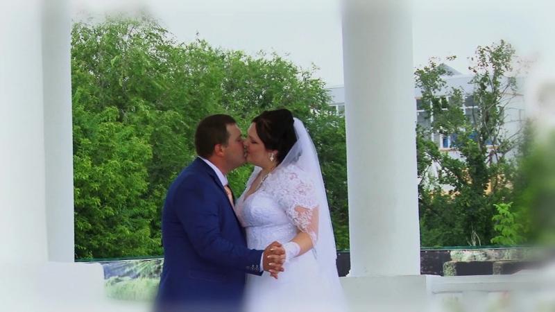 Юлия и Денис свадебный клип 25.07.15