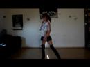 Кибер Гот танец