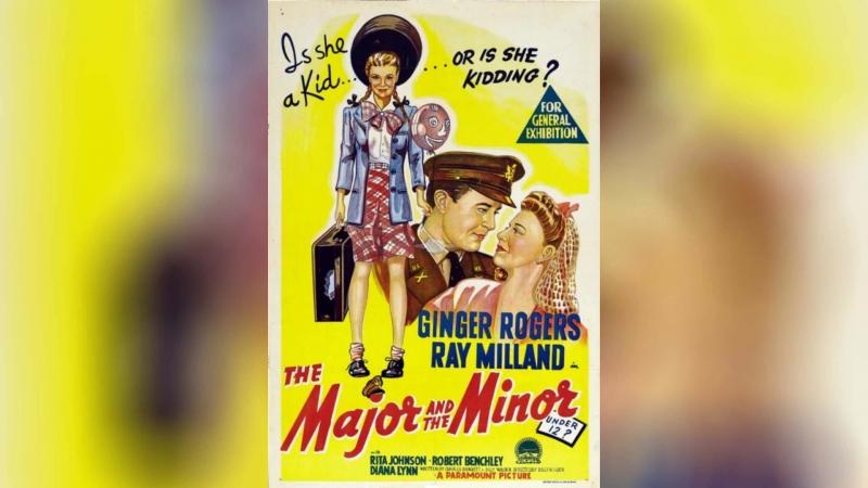 Майор и малютка (1942) | The Major and the Minor