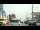 Дагестан стрельба из машины, обычный случай в городе!