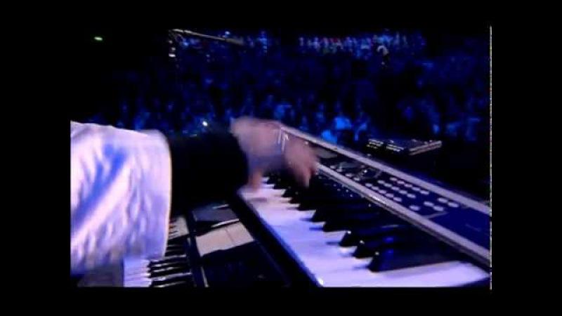 БОГЕМСКАЯ РАПСОДИЯ. Группа Стаса Намина «Цветы» - 40 лет. Live. 2010
