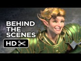 Strange Magic Behind The Scenes - Poor Prince Charming (2015) - Sam Palladio Animated Movie HD