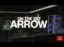 Arrow: Take a tour of Oliver's lair and more! On the Set