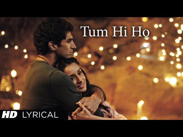 Tum Hi Ho Aashiqui 2 Full Song With Lyrics | Aditya Roy Kapur, Shraddha Kapoor