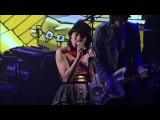 Gorillaz - Empire Ants feat. Little Dragon (Live on Letterman)