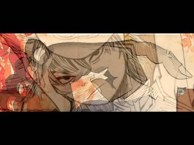 Gorillaz Empire Ants ft Little Dragon Official Video