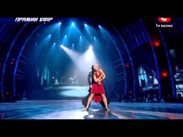 Танец Оли и Димы Танцуют все 5 07 12 2012