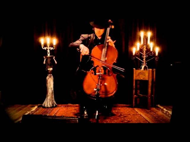 Forsaken by Adam Hurst~ Cello and Organ, Dark Music