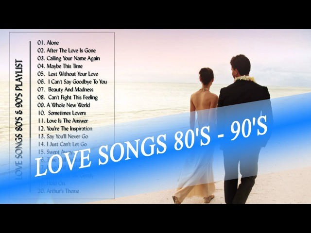Love Songs 80's - 90's ||Best English Love Songs Ever || Love Songs Collection