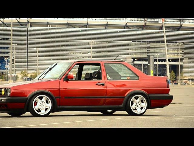 Audi Mike Mckie's 1987 Mk2 VW Jetta Coupe Feature смотреть онлайн без регистрации