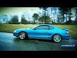 Ford Mustang GT 5.0 Showing Off! - burnout, powerslide, V8 sound
