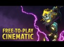 WildStar Free-to-Play Launch Cinematic