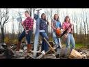 Axe Women: Lumberjills Compete in Timbersports Around America