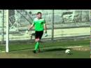 Прикол! Как правильно забивать гол в футболе Funny! How to score a goal in football