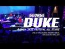 George Duke Brazilian Love Affair ft. Dira Sugandhi Live at Java Jazz Festival 2011