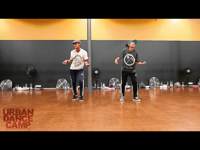 Happy - C2C Keone Mariel Madrid Choreography 310XT Films URBAN DANCE CAMP