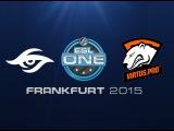 Team Secret vs Virtus.Pro | ESL One Frankfurt 2015, 18.06.2015
