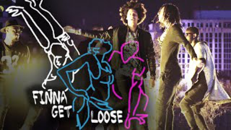 Finna Get Loose - Lil Buck The Family ft. Les Twins | Yak Films x Puff Daddy Pharrell Williams