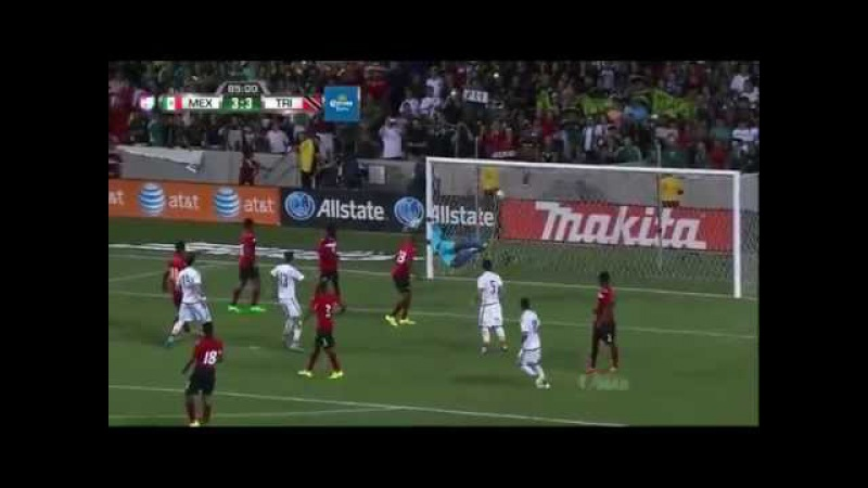 Unbelieveble Goal By Hector Herrera