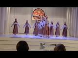 Перепелочка. Образцовый ансамбль танца