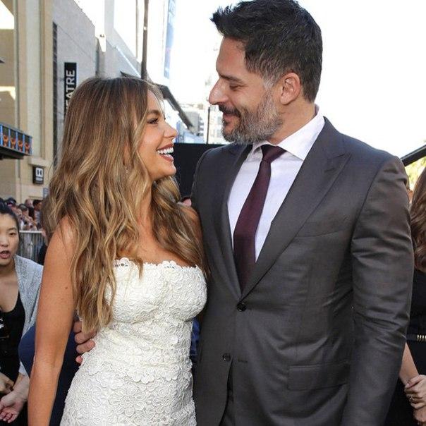 София Вергара и Джо Манганьелло скоро станут мужем и женой