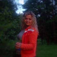 Анкета Ирина Черкунова