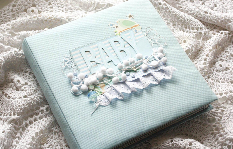 альбом, фотоальбом, альбом для малыша, фотоальбом для малыша, Костина Анастасия, Kosana Art
