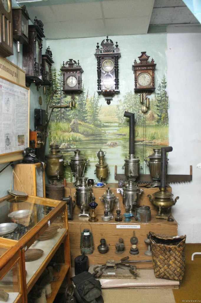 Музей Верхних Серег