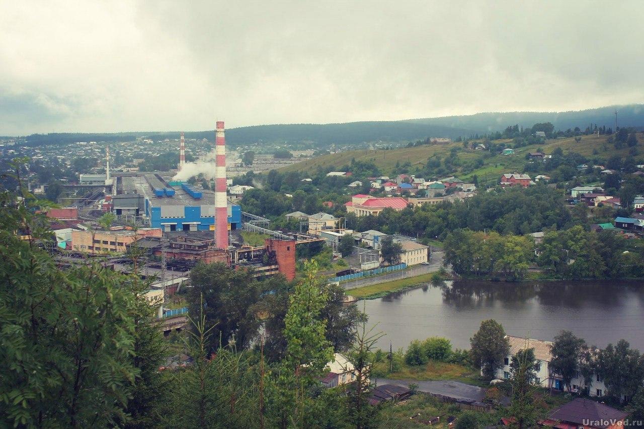 Город Нижние Серги