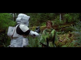 Звездные войны- Эпизод 6 - Возвращение Джедая - Star Wars- Episode VI - Return of the Jedi (1983)