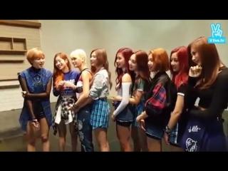 151105 MPD LIVE TWICE Jeongyeon MoMo Birthday Party