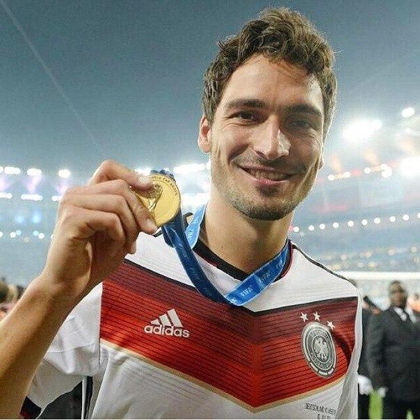 Новоиспеченный чемпион мира