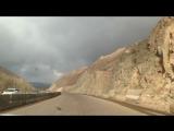 Проезжаем перевал через западный Тянь-Шань