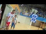 Всё самое интересное о третьем матче финальной серии Зенит-Казань - Белогорье (Белгород)