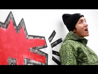 BTS (J-Hope JungKook JiMin) - A Bulletproof Boy Scout's Graduation MV
