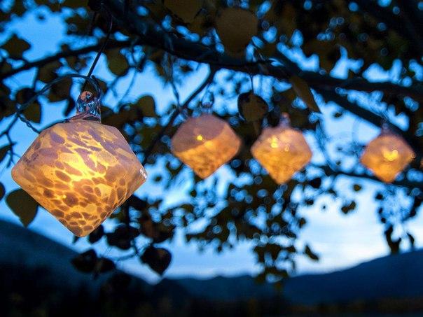 Аура ландшафтного освещения (4 фото) - картинка