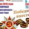 """Авторадиопробег """"ПОБЕДИМ ВМЕСТЕ-2015"""""""