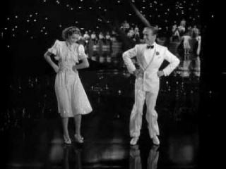 """Eleanor Powell & Fred Astaire """"Begin the Beguine"""" Tap Dancing"""