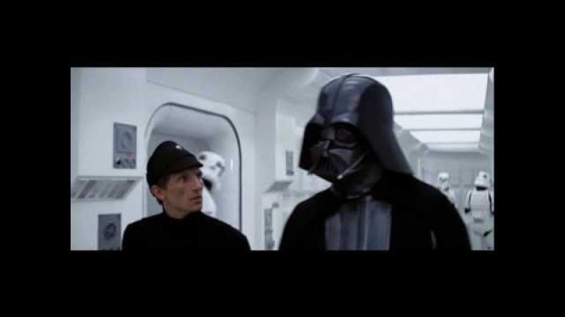 Darth Tommy Wiseau - Episode I The Room Star Wars mash-up